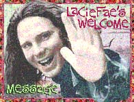 laciefae welcomes visitors to Waiting for the Sun, offering some insight into her motivation for creating the Jim Morrison tribute website.